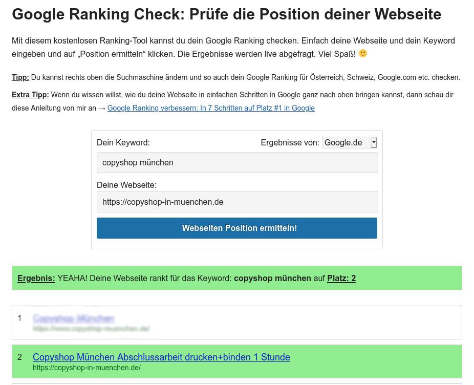 SEO-Suchmaschinenoptimierung-Google-Platz-2 2020-11-23